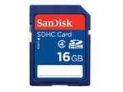 闪迪 SDHC存储卡(16GB)