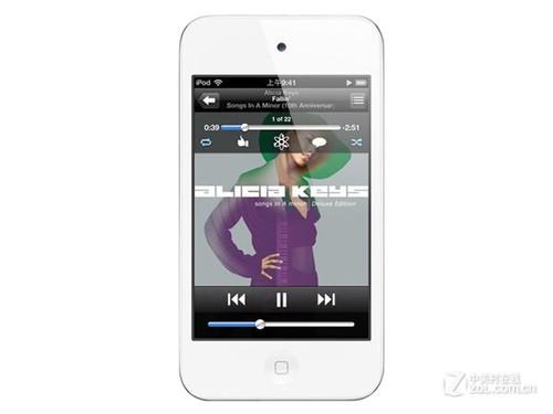 售价小降百元 白色iPod touch4售价1980元