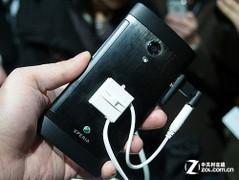 超薄三防720P当道 MWC2012日系手机盘点