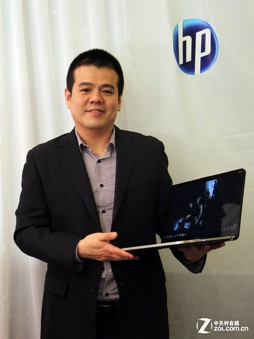 专访杨伟奇:惠普14吋超极本用玻璃造