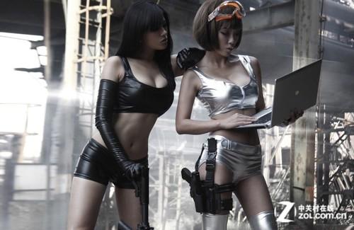 i5+独显 清华同方钢铁侠X46H超值热销