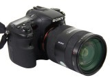 索尼Vario-Sonnar T* 24-70mm f/2.8 ZA SSM相机组合图