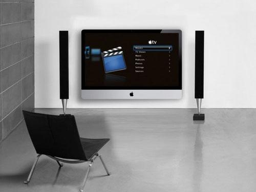 鸿海意在夏普技术 或瞄准苹果电视图片