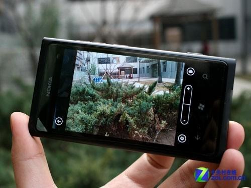 电信定制版Lumia800 诺基亚800C上手评测