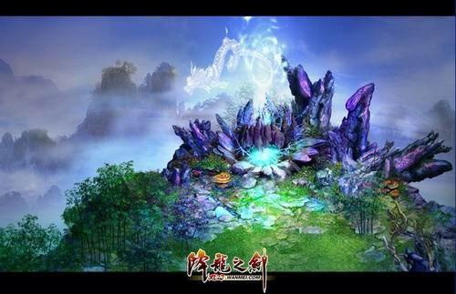 """完美2D热血PK巨制《降龙之剑》新版""""游龙戏凤"""""""