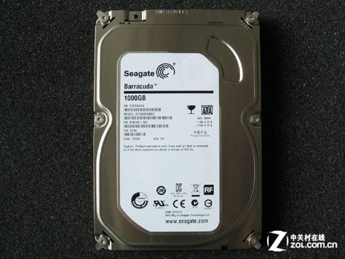 Z77情何以堪 945GC跑出单碟1TB新记录