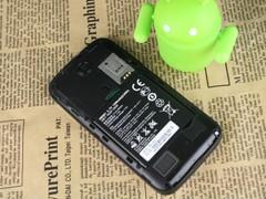 华为 C8812 黑色 电池仓图