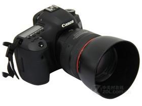 佳能EF 85mm f/1.2 L II USM相机组合图