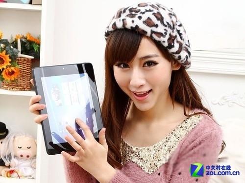 搭载16G空间 本易M8平板电脑新版上市