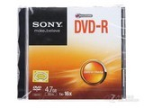 索尼DVD-R 16速 4.7G(单片盒装)