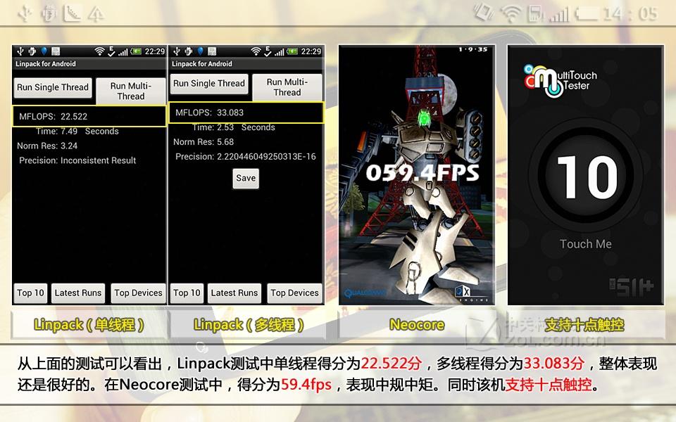 【高清图】 htc(htc)one v评测图解 图299