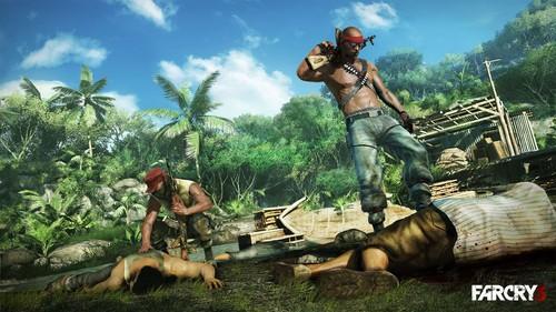 2012美国E3游戏展《孤岛危机3》宣传片