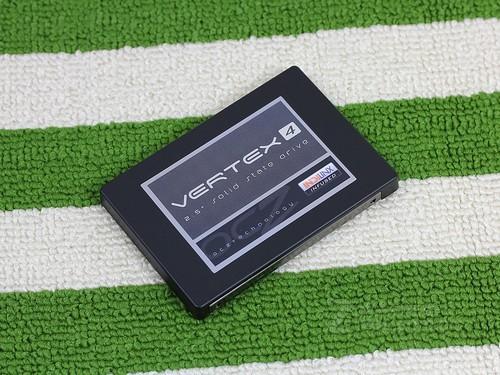 固态硬盘OCZ Vertex 4 128GB(VTX4-25SAT3-128G)正面