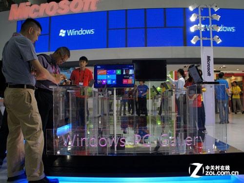 Windows 8 热潮不减!