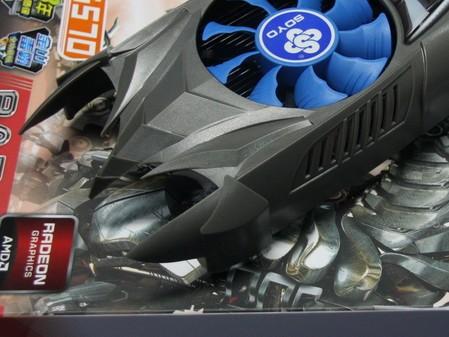 实惠温控散热显卡 梅捷HD6570枭龙仅499元