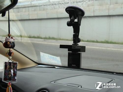 车上看效果 行车记录仪视角横评室外篇