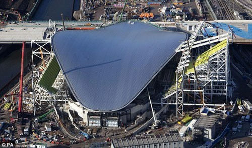 伦敦奥运会倒计时 英国著名建筑图赏 15 20