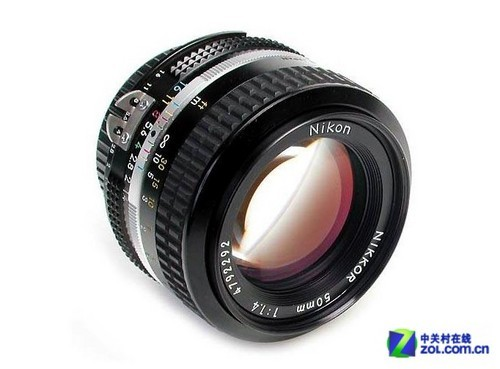 尼康50mm F1.4D简单评测