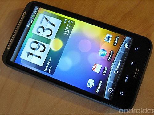 为保持硬件性能 HTC Desire HD不升级ICS