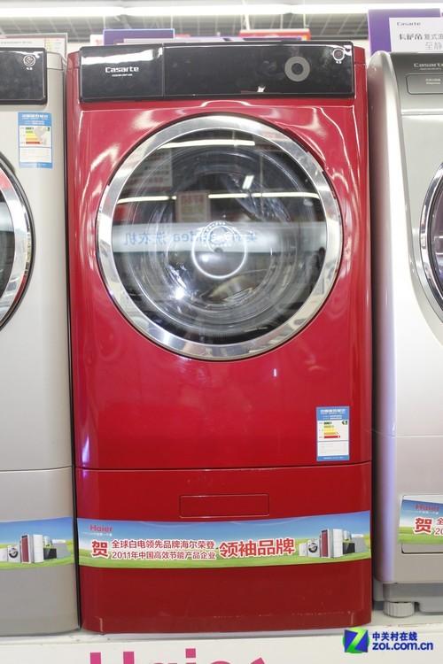 智能添加洗衣液 卡萨帝一体机13999元
