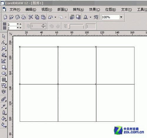 CorelDraw实例教程:艺术画笔制作边框教程