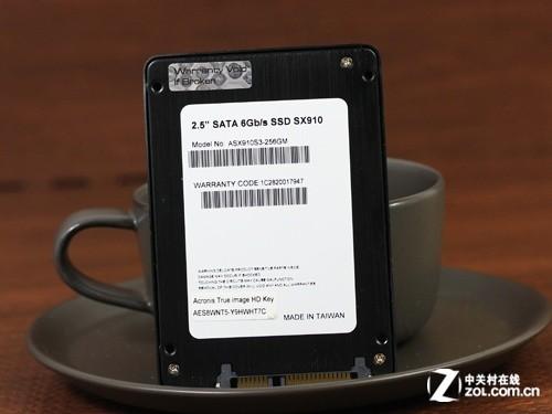 旗舰级新品 威刚SX910 256GB/SSD评测