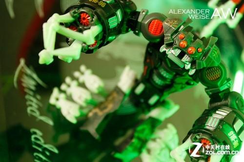 源自德国设计 AW毒蝎纪念版机箱398元