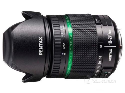宾得DA 18-270mm镜头被曝光是中国制造