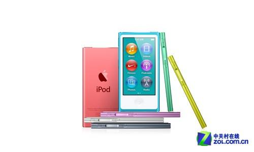 薄得难以置信 iPod nano 7美图欣赏