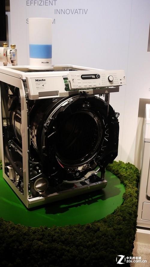 美诺洗衣机内部构造