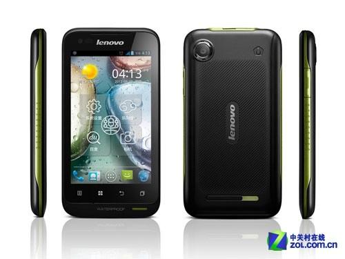 高配+IP67三防 联想乐Phone A660推出