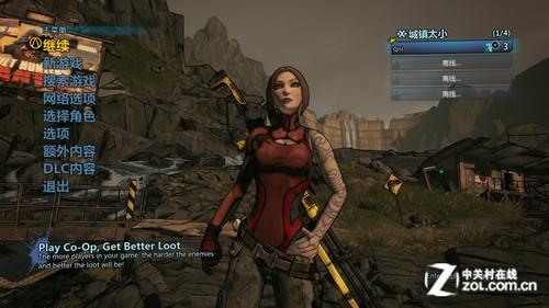 无主之地2,同样是一款极为出色并具有杀伤力的游戏猛兽