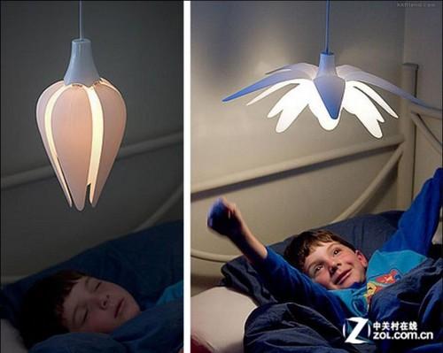 多彩童话 飞利浦led灯具开启妙趣空间 高清图片