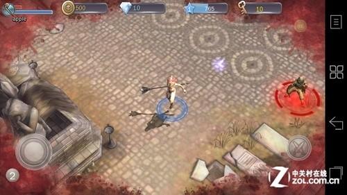 每日佳软:五寸屏超视觉 RPG王者地牢猎手