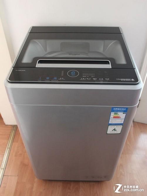惠而浦 xc7588vbps 洗衣机实拍
