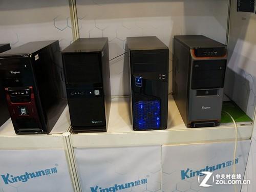 超酷造型设计 金翔登陆2012香港电子展