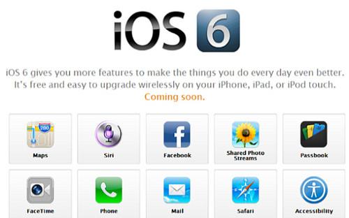 iOS 6群组交流功能被爆存在重大漏洞