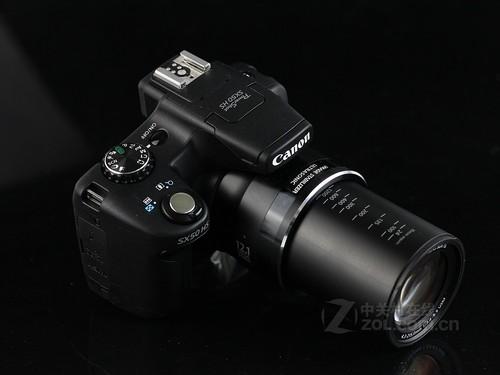 佳能 SX50 HS黑色 外观图
