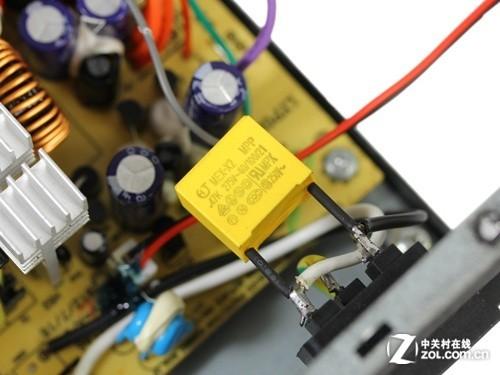 美基450T电源评测