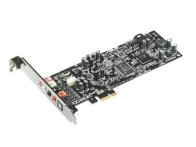 华硕(ASUS) 游戏音效卡 Xonar DGX 5.1数字声卡 性价比插槽耳放声卡