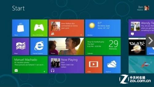 微软新版键鼠控制软件部分支持Win 8手势