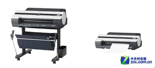 高性价比 佳能发布iPF605大幅面打印机