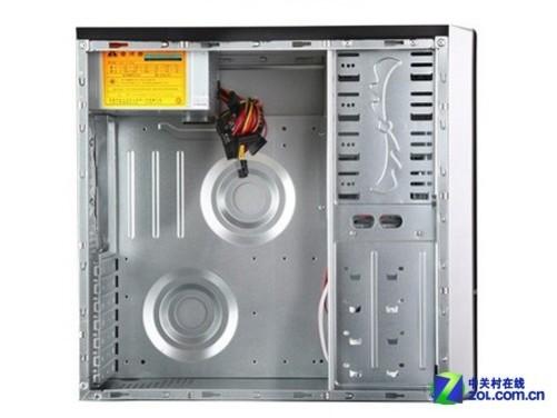电脑小机箱内部结构图