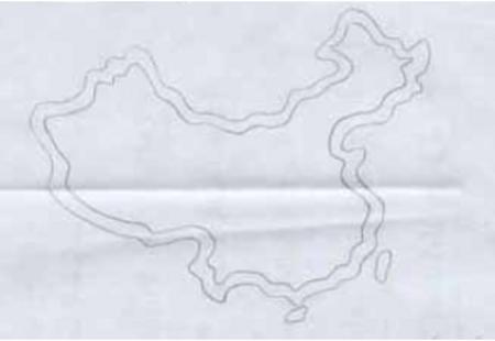 更令人感动的是这个玩家居然用中国地图为《疯狂赛车