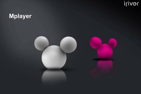 图为 iriver Mplayer