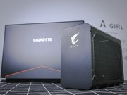 技嘉 AORUS RTX 2070 GAMING BOX图赏