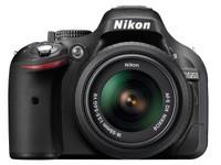 尼康D5200 单机 50MM 黑色 2410万有效像素  国美4238元