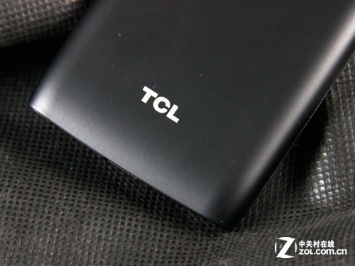 黑超遮面华丽外观 双核TCL S500图赏
