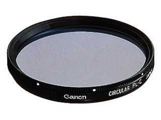 佳能77mm圆形偏光滤镜 PL-CB