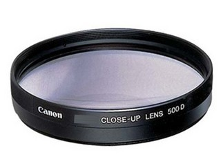 佳能72mm近摄镜片 500D
